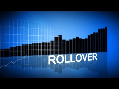 Overnight Positions   Rollover Rates   Rollover Strategy